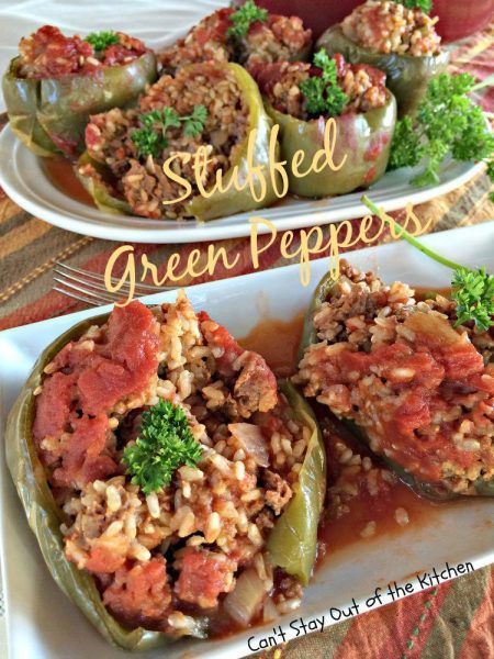 Stuffed Green Peppers - IMG_1601.jpg