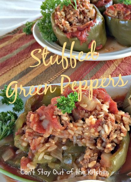 Stuffed Green Peppers - IMG_1614.jpg