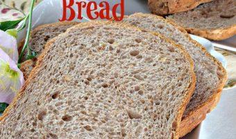 Sunflower Walnut Bread