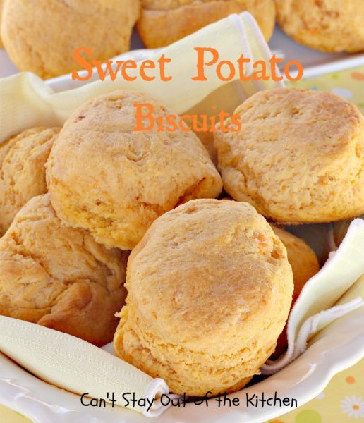 Sweet Potato Biscuits - IMG_0789