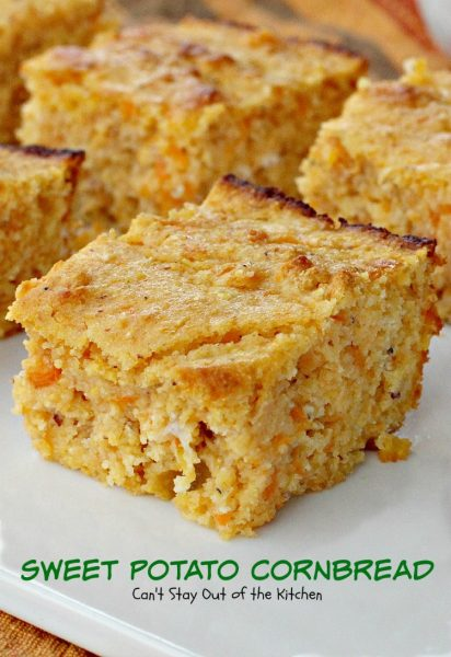 Sweet Potato Cornbread - IMG_4387