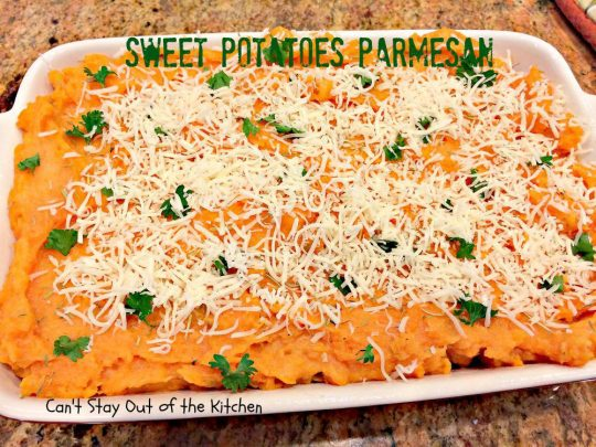Sweet Potatoes Parmesan - IMG_4231