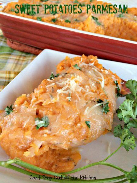 Sweet Potatoes Parmesan - IMG_4275