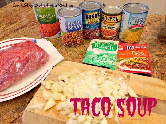 Taco Soup - IMG_4760