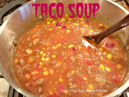 Taco Soup - IMG_4765