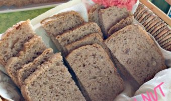 Ten Grain Nut Bread