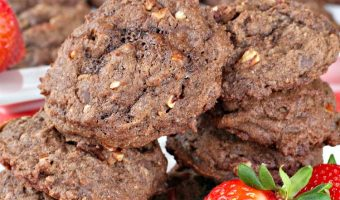 Texas Chocolate Chip Pecan Cookies