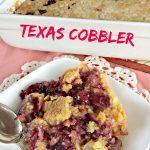 Texas Cobbler