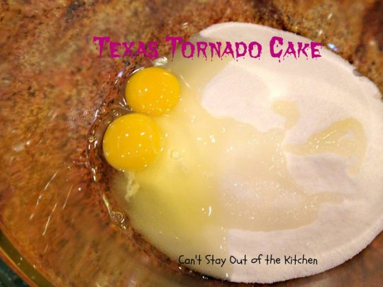 Texas Tornado Cake - IMG_5078