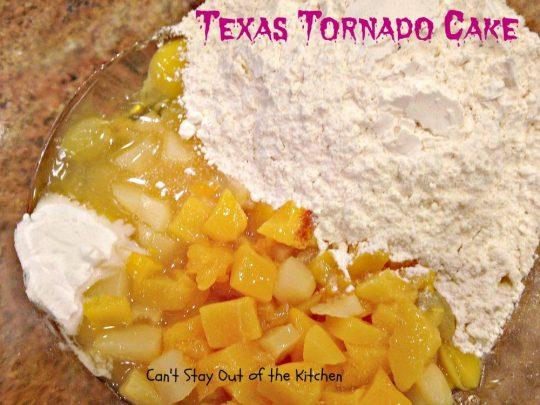 Texas Tornado Cake - IMG_5081
