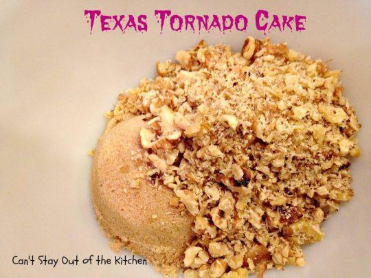 Texas Tornado Cake - IMG_5086