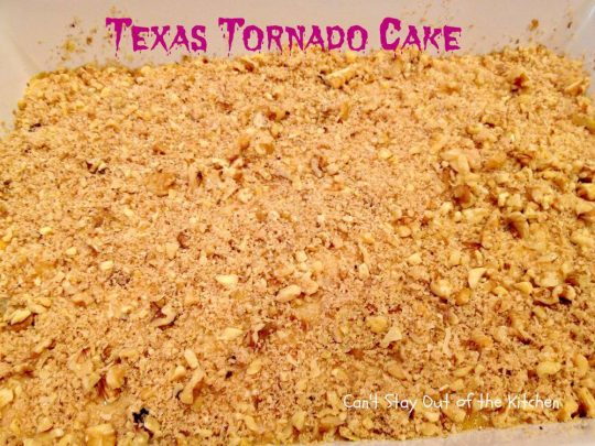 Texas Tornado Cake - IMG_5088