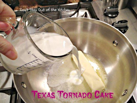 Texas Tornado Cake - IMG_5090