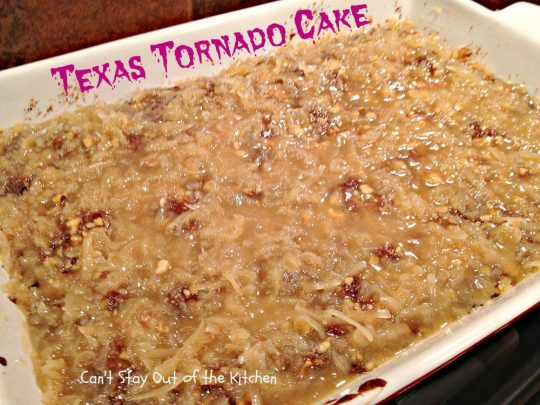 Texas Tornado Cake - IMG_5096