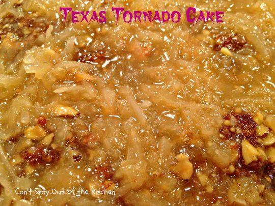 Texas Tornado Cake - IMG_5097