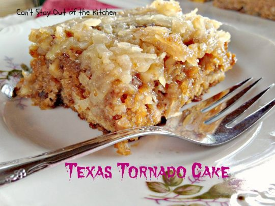 Texas Tornado Cake - IMG_5252