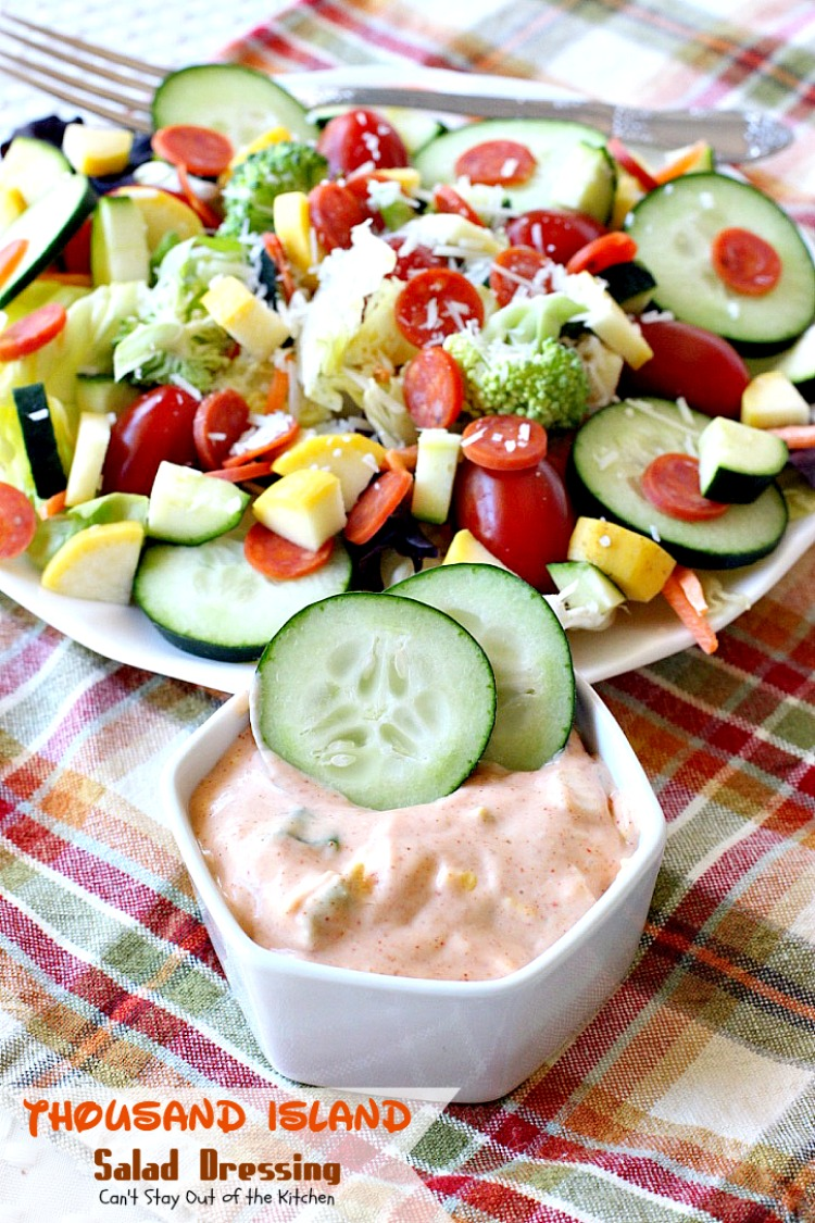 recipe: what salad goes with thousand island dressing [33]