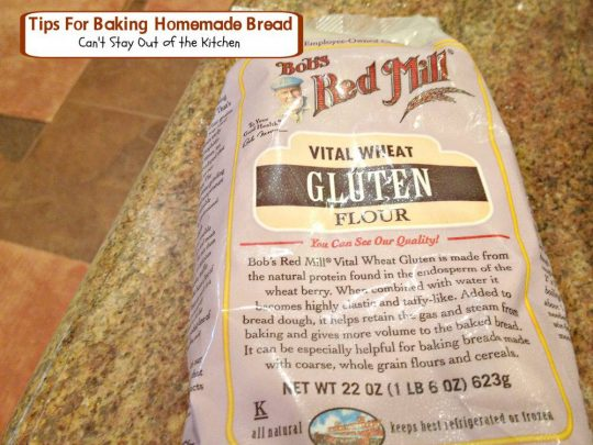 Tips For Baking Homemade Bread | Can't Stay Out of the Kitchen | Tips for #kneading and preparing dough for baking #homemadebread. #bread
