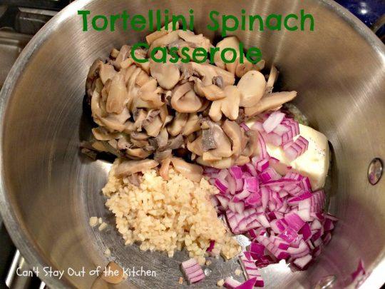 Tortellini Spinach Casserole - IMG_2071.jpg