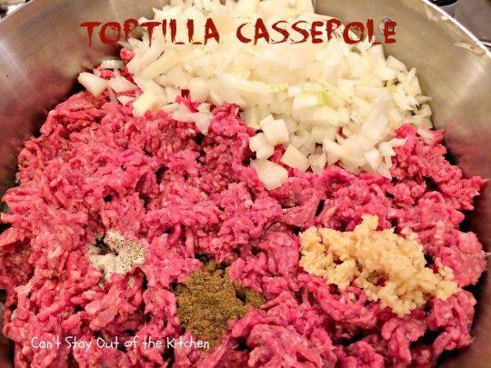 Tortilla Casserole - IMG_2748