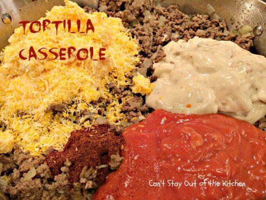 Tortilla Casserole - IMG_2749