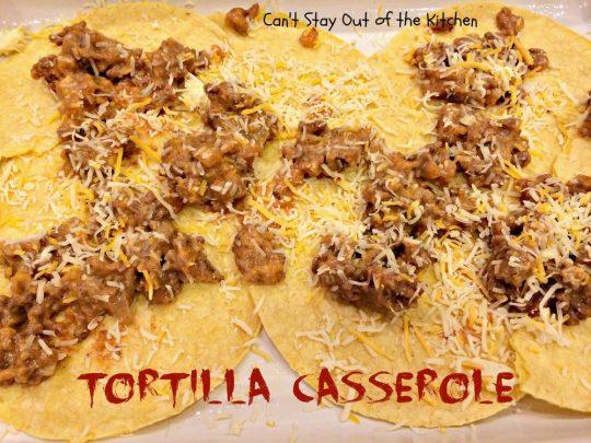 Tortilla Casserole - IMG_2753