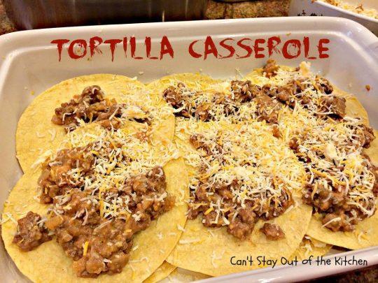 Tortilla Casserole - IMG_2754