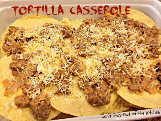 Tortilla Casserole - IMG_2755