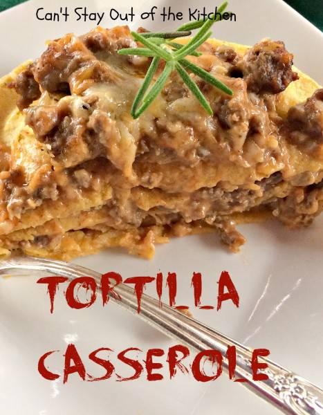 Tortilla Casserole - IMG_2793