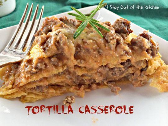 Tortilla Casserole - IMG_2808