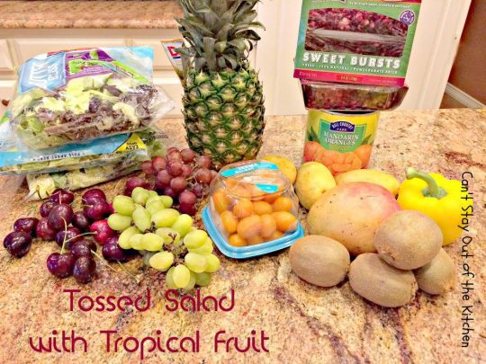Tossed Salad with Tropical Fruit - IMG_4606.jpg