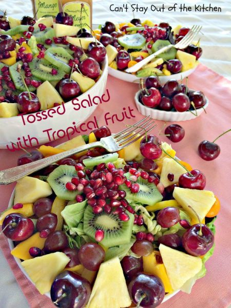 Tossed Salad with Tropical Fruit - IMG_4614.jpg