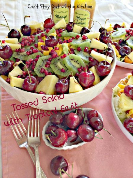 Tossed Salad with Tropical Fruit - IMG_4641.jpg