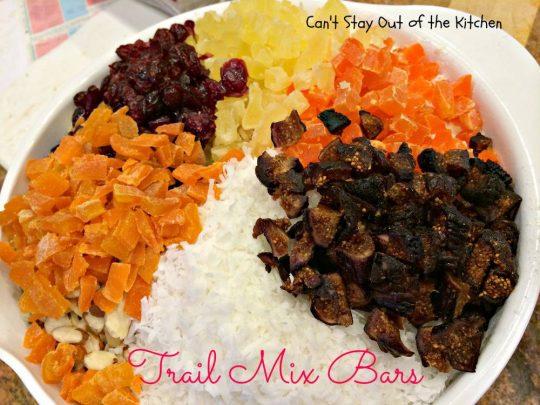 Trail Mix Bars - IMG_5714