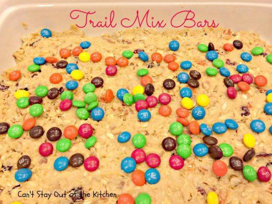 Trail Mix Bars - IMG_5717