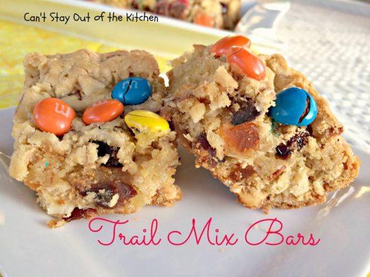 Trail Mix Bars - IMG_5802
