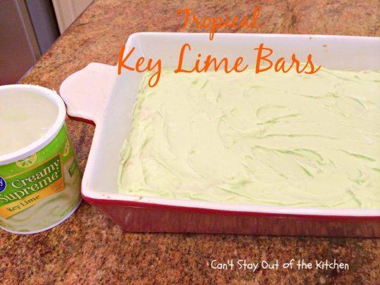 Tropical Key Lime Bars - IMG_4997