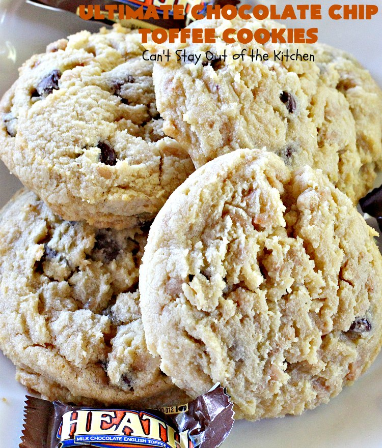 Cool Ultimate Chocolate Chip Toffee Cookies Download Free Architecture Designs Parabritishbridgeorg