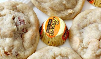 Ultimate Reese's Peanut Butter Cookies