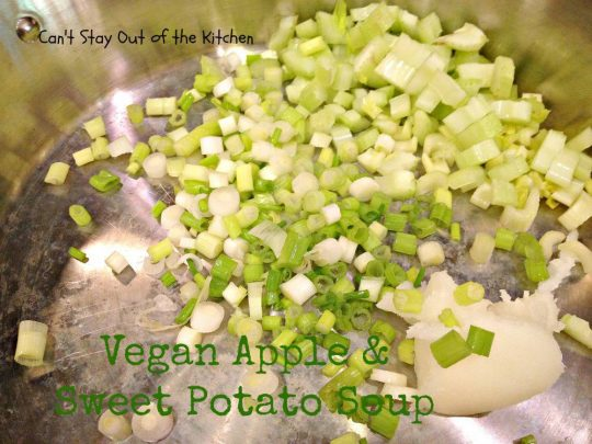 Vegan Apple and Sweet Potato Soup - Recipe Pix 15 386