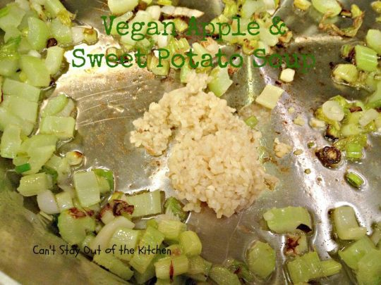 Vegan Apple and Sweet Potato Soup - Recipe Pix 15 387