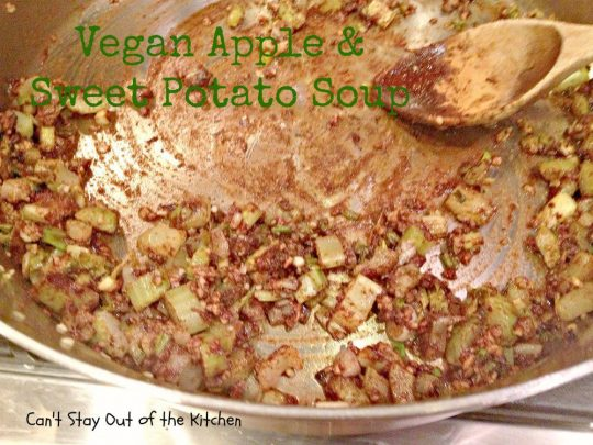 Vegan Apple and Sweet Potato Soup - Recipe Pix 15 389
