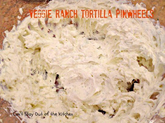 Veggie Ranch Tortilla Pinwheels - IMG_2488