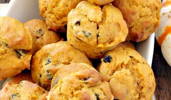 Wayside Inn Pumpkin Muffins
