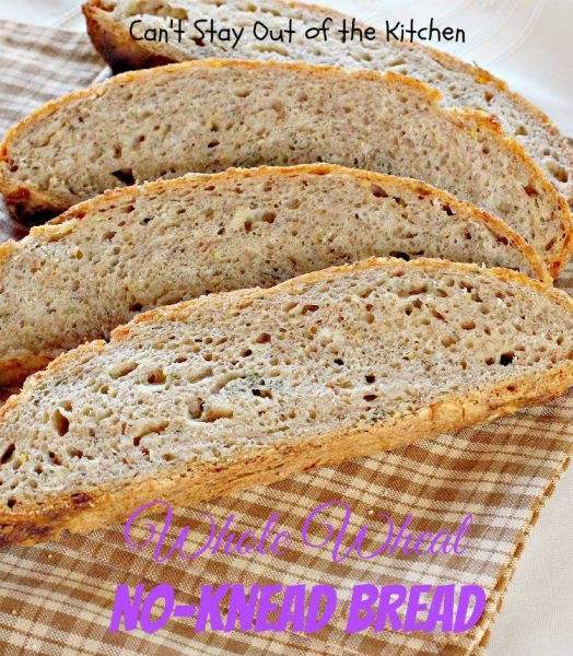 Whole Wheat No-Knead Bread - IMG_5606.jpg