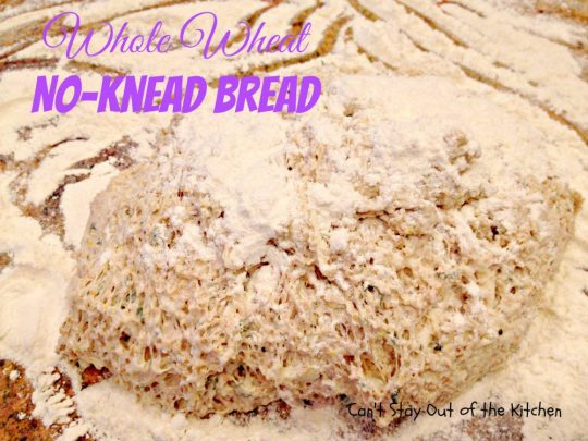Whole Wheat No-Knead Bread - IMG_9050.jpg