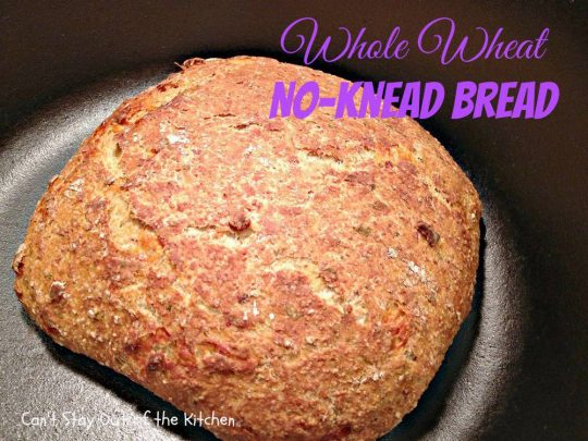 Whole Wheat No-Knead Bread - IMG_9076.jpg