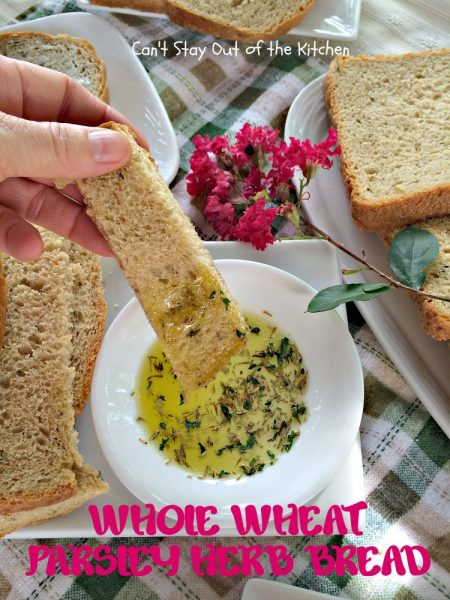 Whole Wheat Parsley Herb Bread - IMG_4117.jpg.jpg