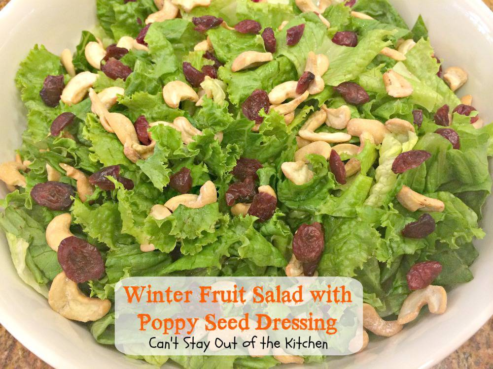 Salad Dressing Without Soy