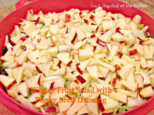 Winter Fruit Salad with Poppy Seed Dressing - VBS Week Hospitality Pix 022.jpg
